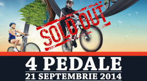 Concursul Riders Club 4 Pedale: sold out!