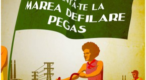 Marea defilare Pegas