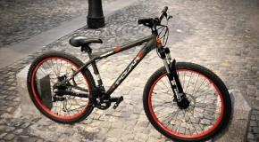 Bicicleta mea (2): Magellan PolarX