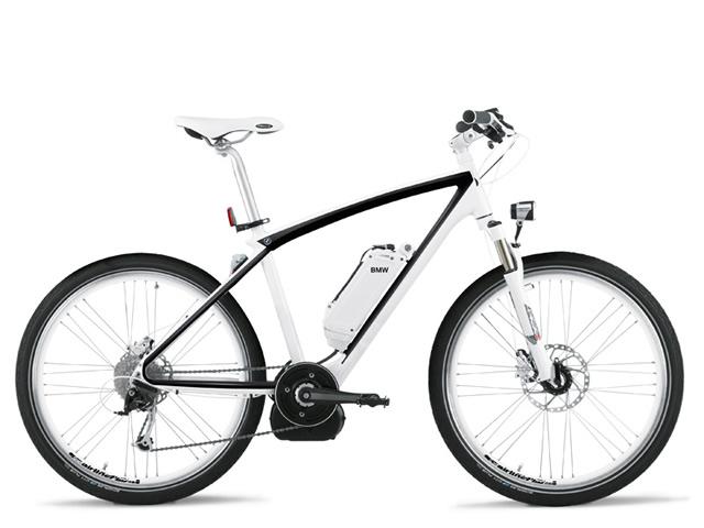Bicicletă nouă de la BMW  Cruise e-Bike 2013 36093d867e8