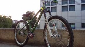 Bicicleta mea (103): Magellan PolarX TableTop 2008
