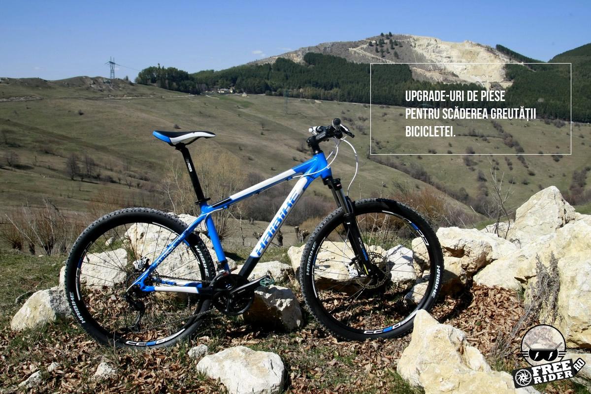 Cum scazi din greutatea bicicletei tale?   FreeRider