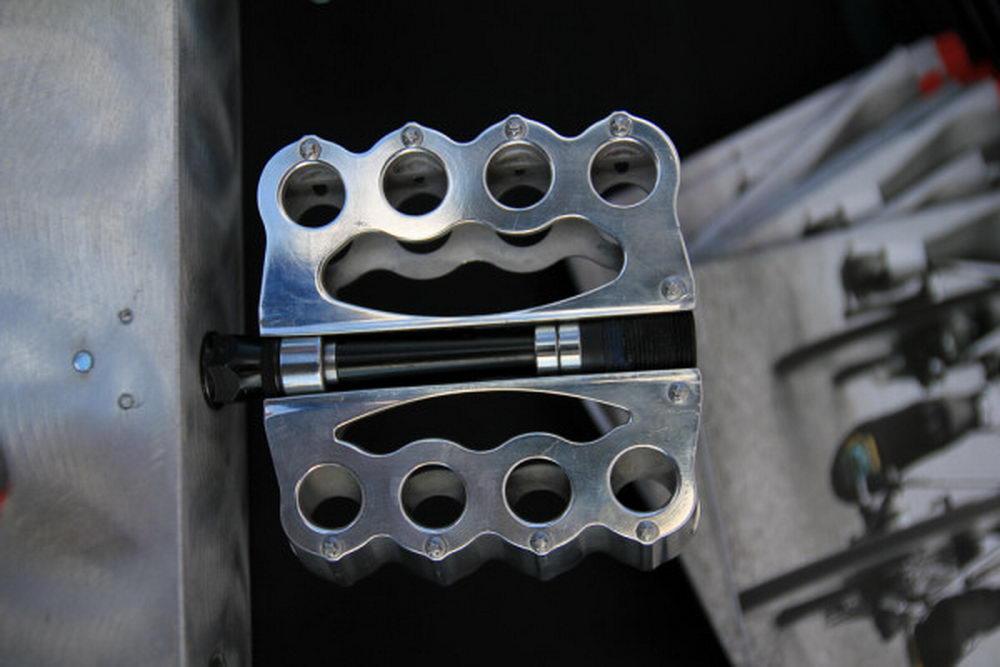 Speedplay Brass Knuckles 3