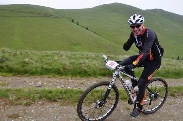 doru staiculescu vidraru bike challenge 2014