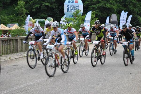 oana capota vidraru bike challenge 2014