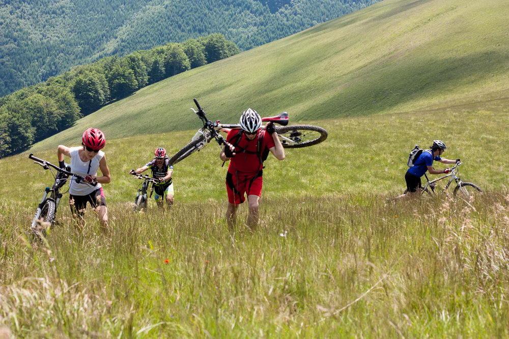 traseu bicicleta grohotis ciucas 09