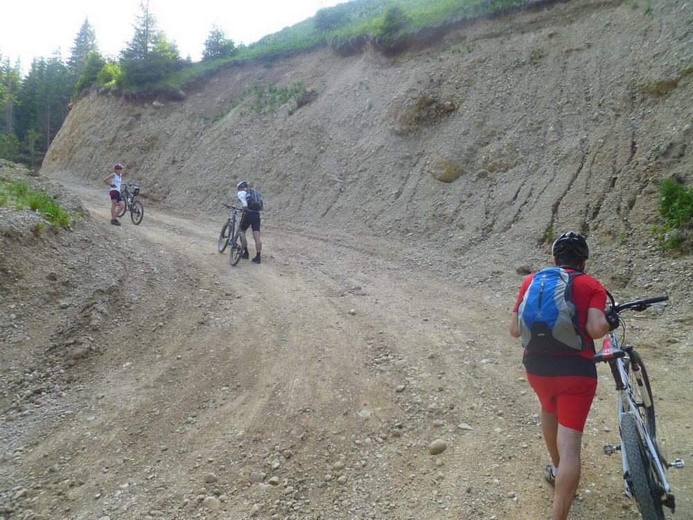 traseu bicicleta grohotis ciucas 14