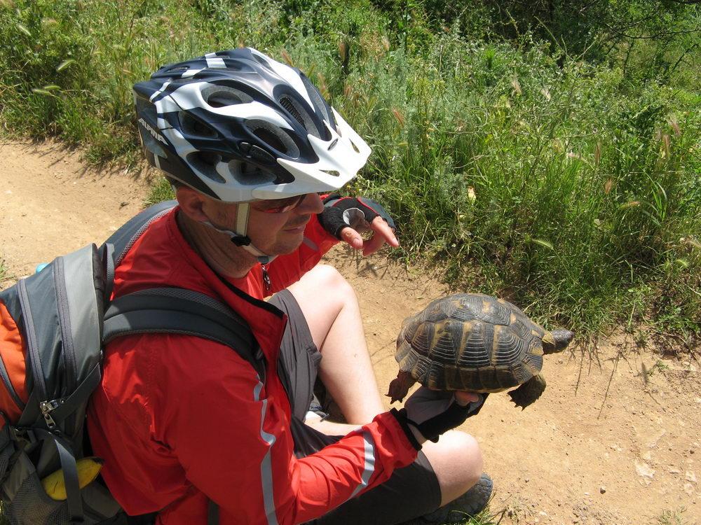 traseu cicloturism triatlon fara asfalt 2 mai vama veche 01