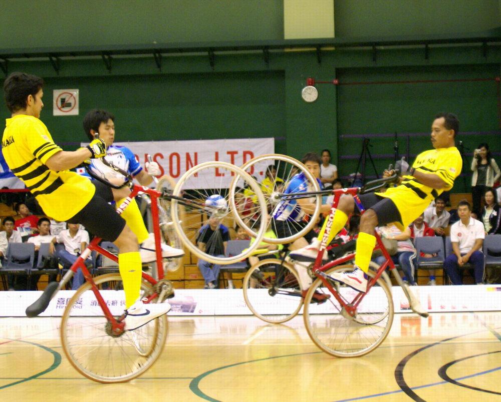 cycle ball 4