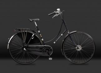 Peugeot LC11  bicicletă urbană cu aer vintage 8a387b7eff5