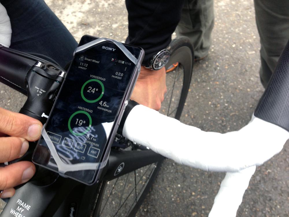 Lightweight Smartwheel roti inteligente 1