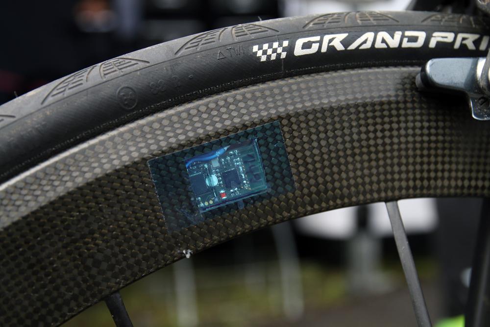 Lightweight Smartwheel roti inteligente 3