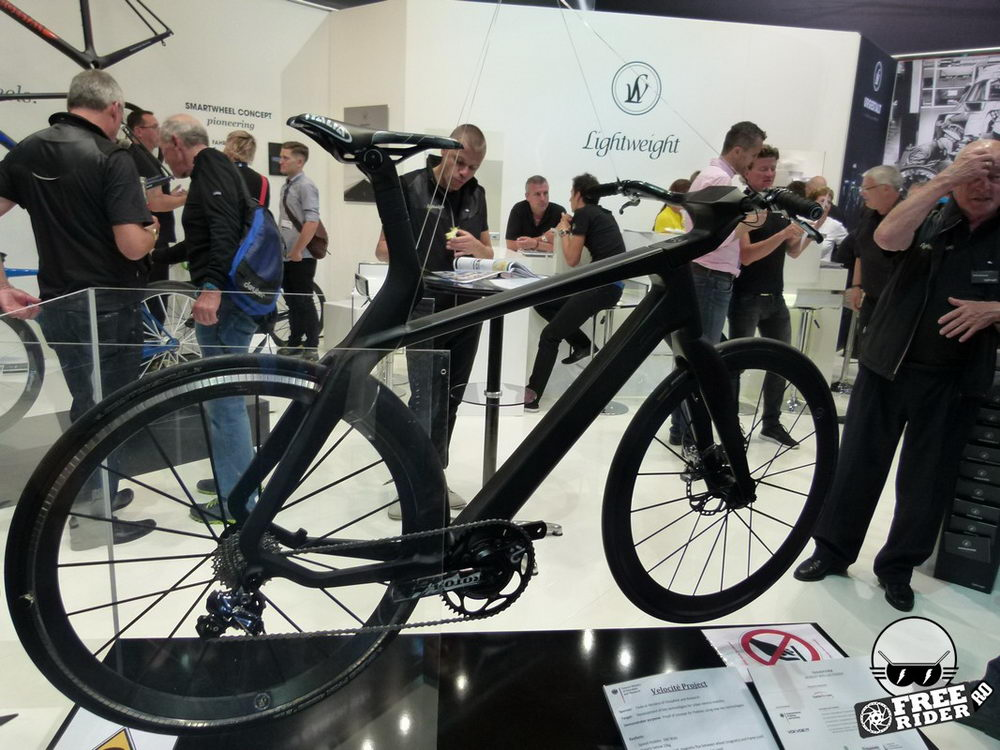 Lightweight Velocité Project e-bike pedelec 1