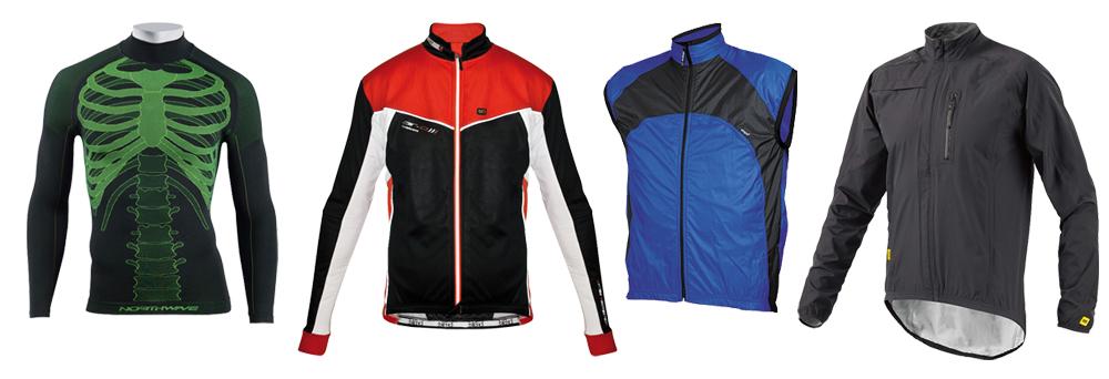 imbracaminte echipament iarna ciclism