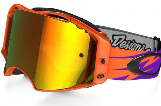 Oakley şi Troy Lee Designs pun la cale 6 modele noi de goggles