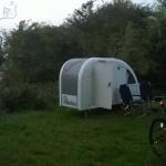 rulota bicicleta Wide Path Camper 10