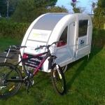 rulota bicicleta Wide Path Camper 13
