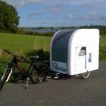 rulota bicicleta Wide Path Camper 14