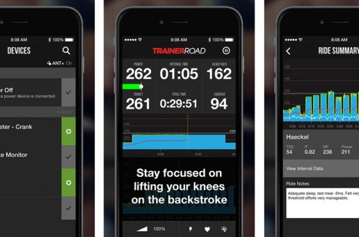 TrainerRoad iOS este gata şi pune antrenorul în buzunarul tău