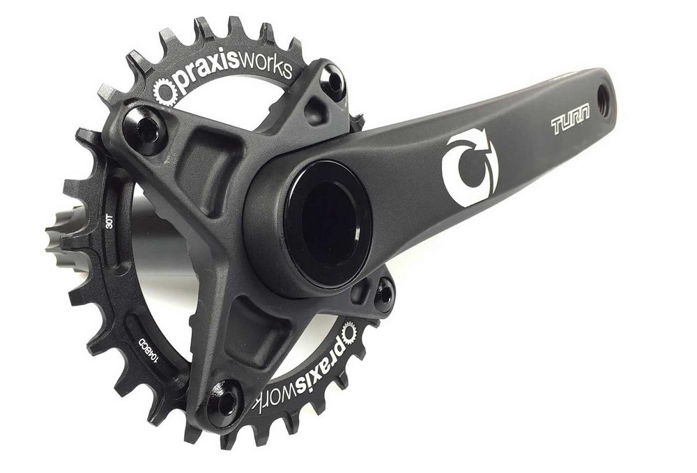 angrenaj pedalier Praxis Works Girder M30 mtb 3