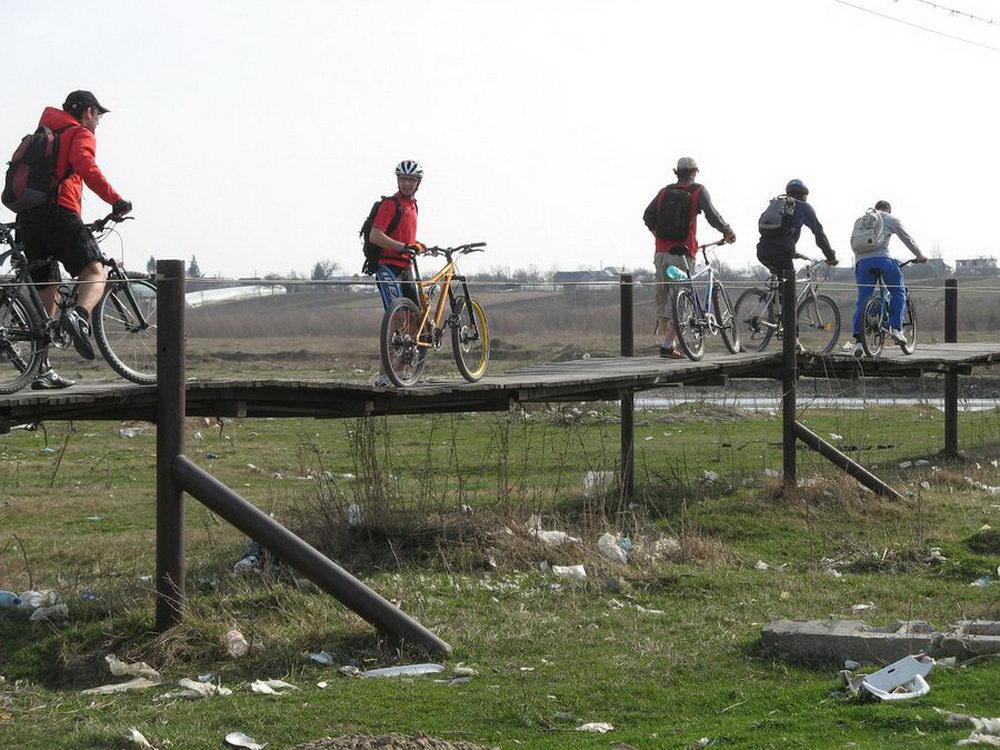 traseu bicicleta Bucla Cornatelu 4