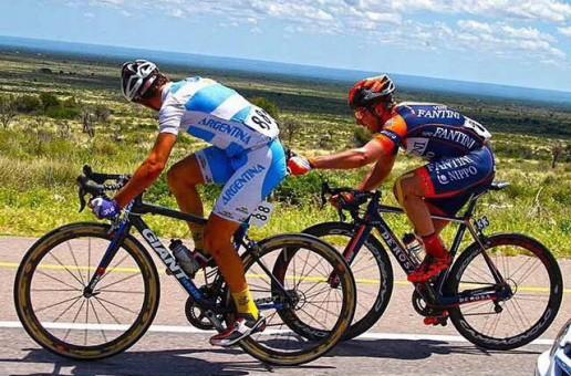 Rezultat foarte bun pentru Eduard Grosu în Tour de San Luis