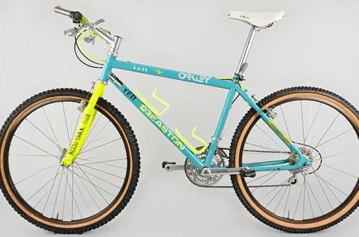 Bicicleta lui Juli Furtado din 90: Yeti FRO