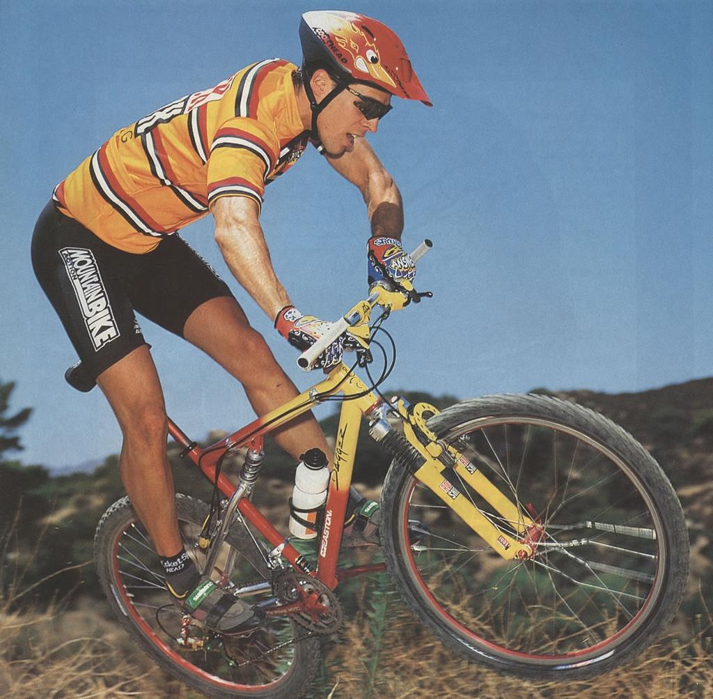 Dagger MacPherson Strut 1996 01