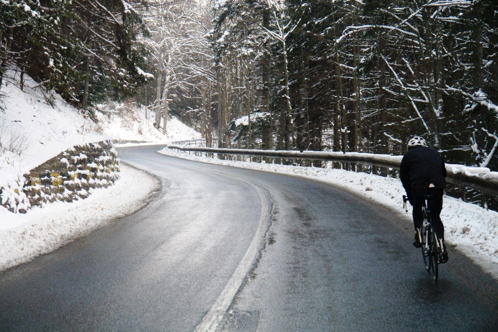 jurnal antrenament iarna bicicleta