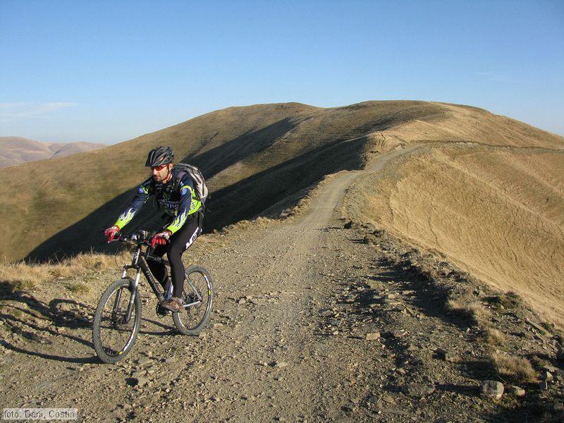 traseu cicloturism mtb muntii baiului 13