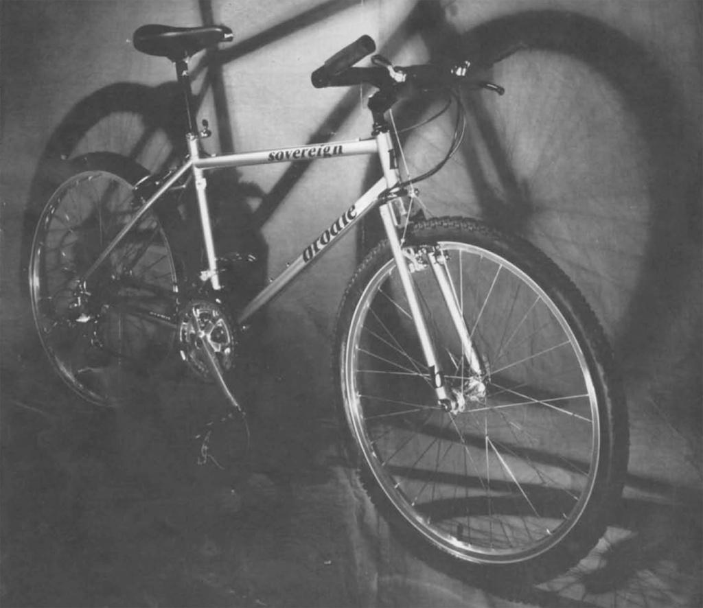Brodie Sovereign 1990