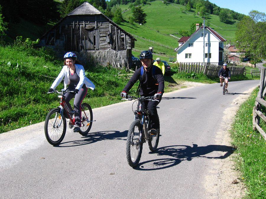 traseu bicicleta sirnea cicloturism 02