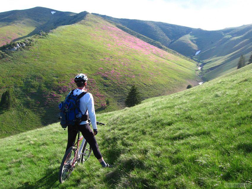 cicloturism traseu bicicleta turul ciucasului 15