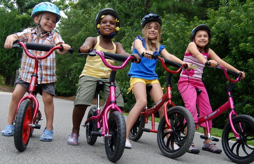 parada micilor biciclisti 1 iunie 2015