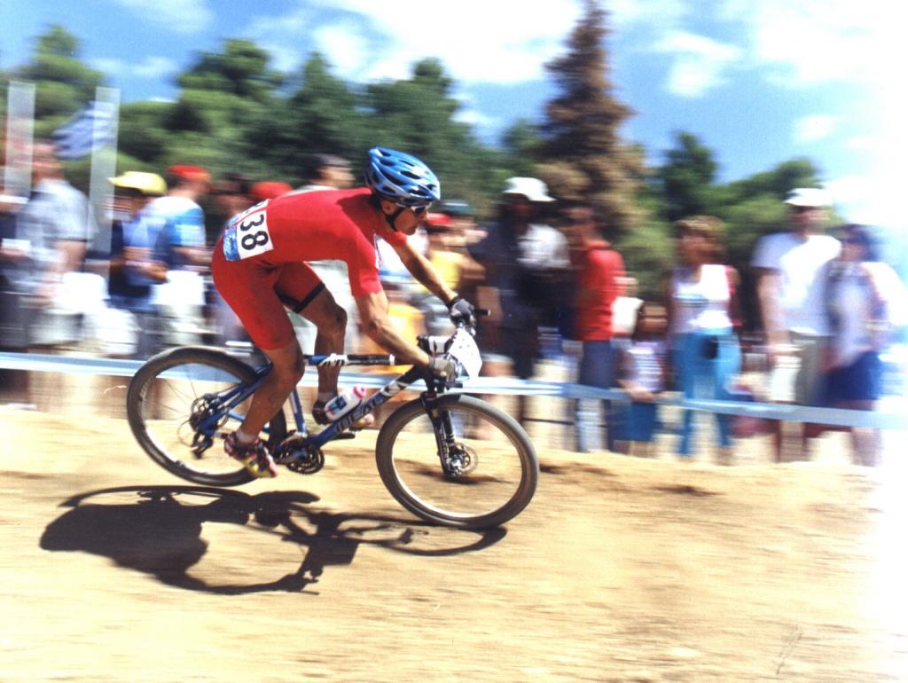 Jocurile Olimpice de la Atena, 2004.