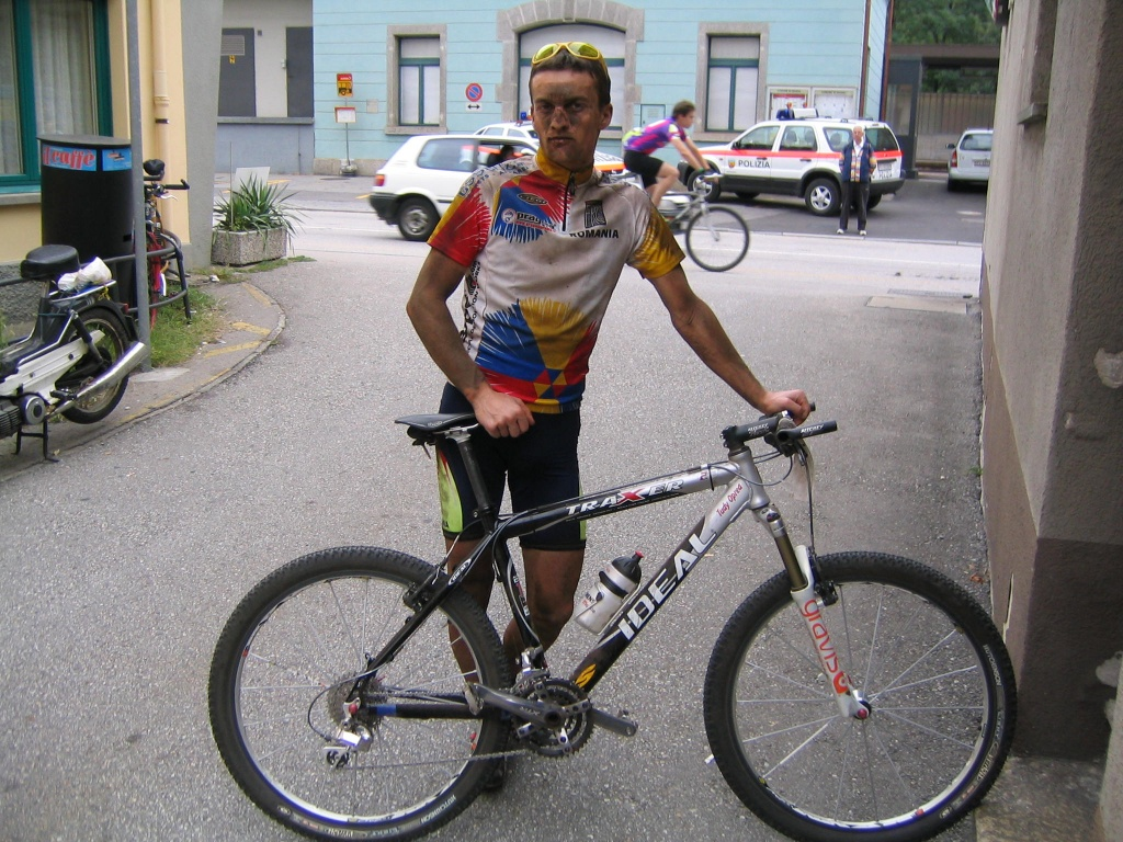Campionatul Mondial - Lugano 2003