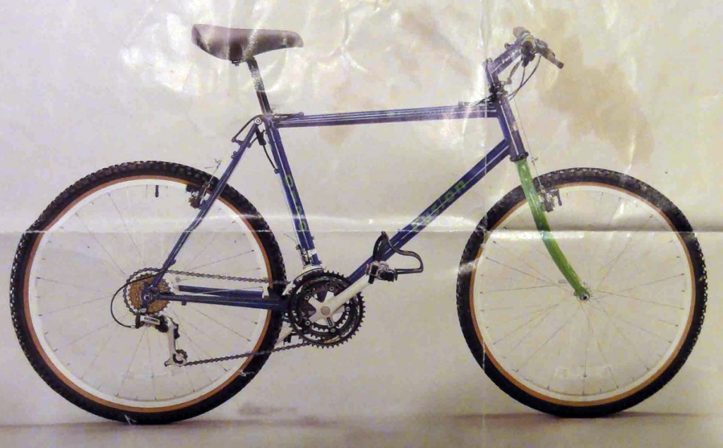 retro bike fusion 120