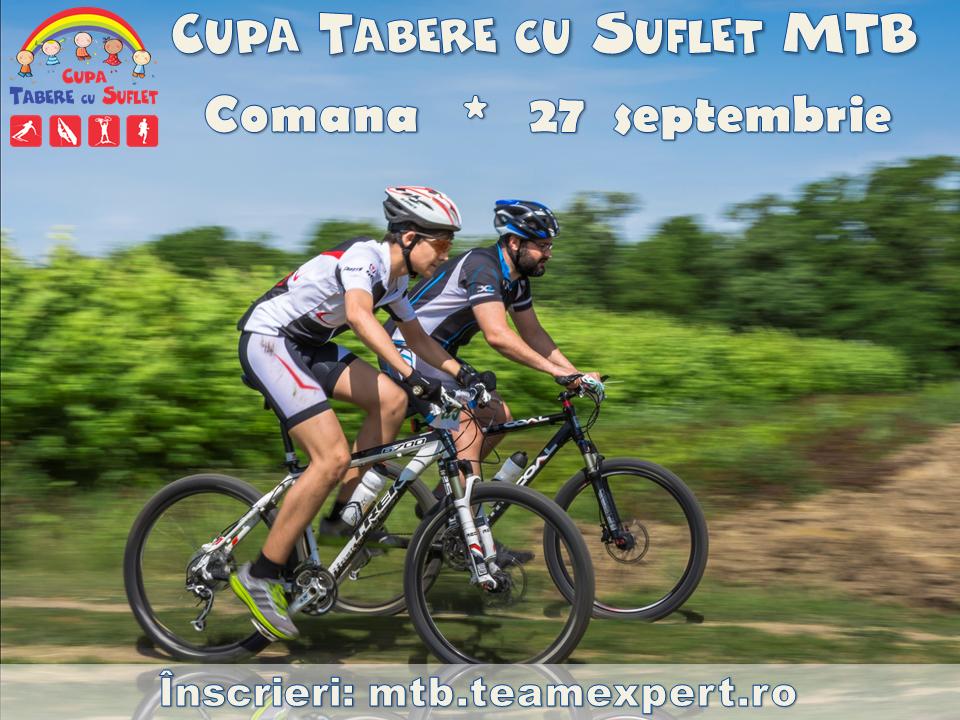 Cupa Tabere cu Suflet MTB 2015