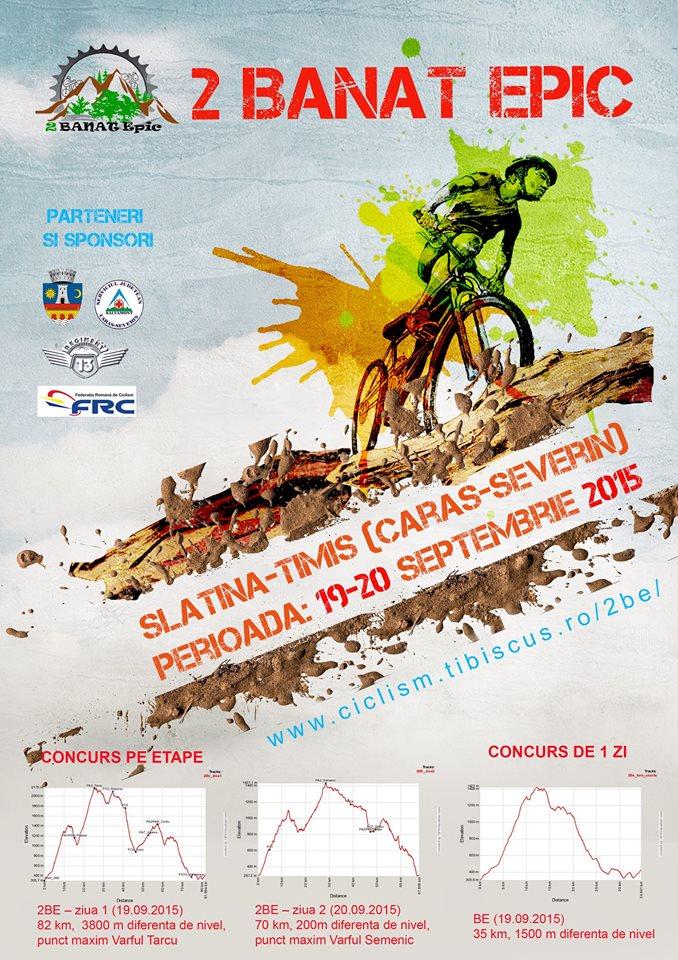 concurs mtb maraton etape 2 BANAT EPIC 2