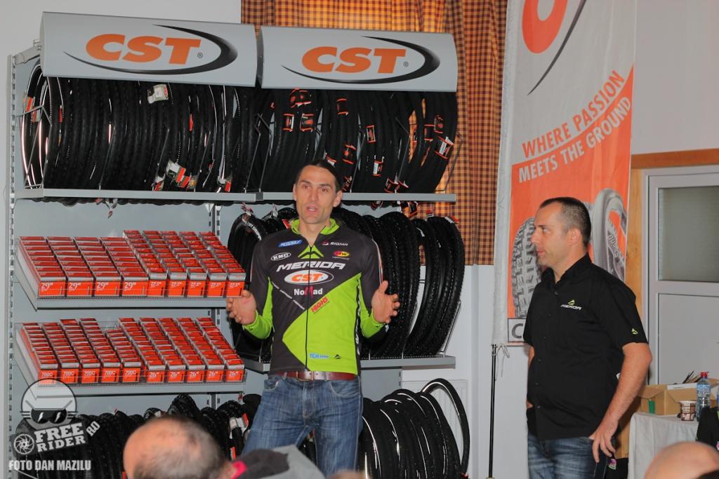 BikeFun dealer test & press Camp la Cheile Gradistei 2015 16