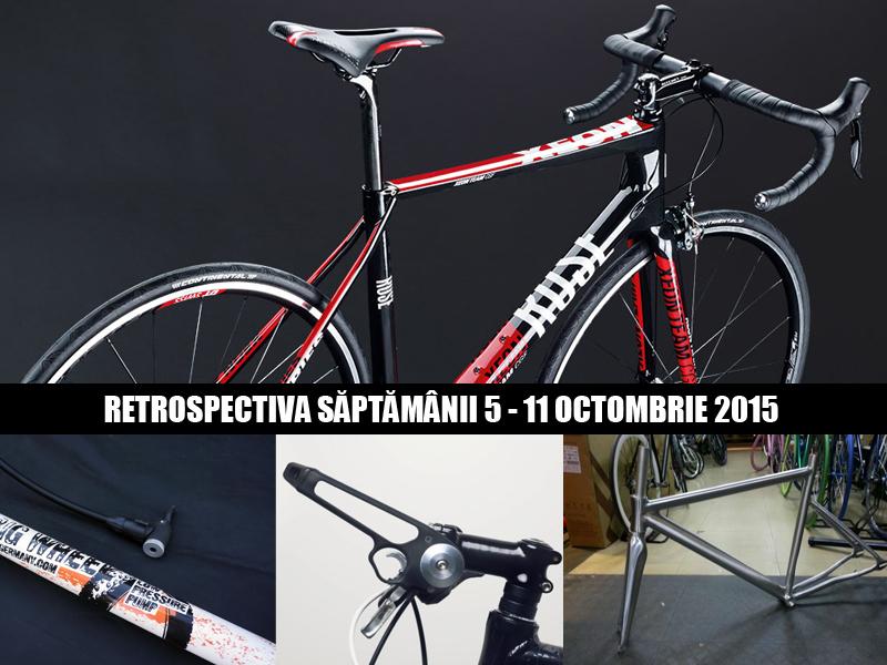 retrospectiva saptamanii 5 - 11 octombrie 2015
