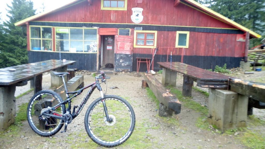 traseu bicicleta cicloturism cabana barcaciu 10