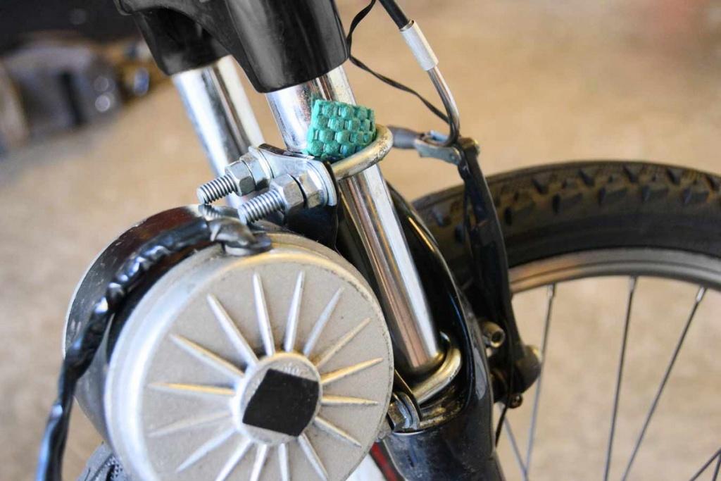 transformare convertire bicicleta electrica 03