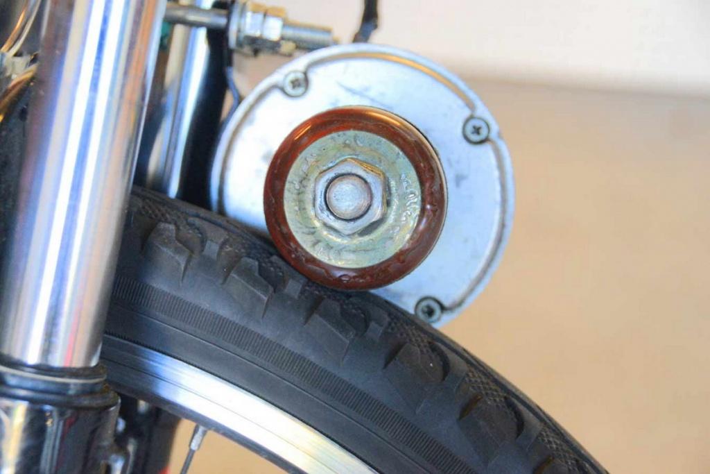 transformare convertire bicicleta electrica 04