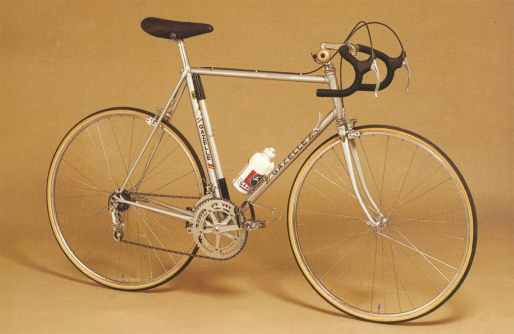 Gazelle E2 Sport 1981