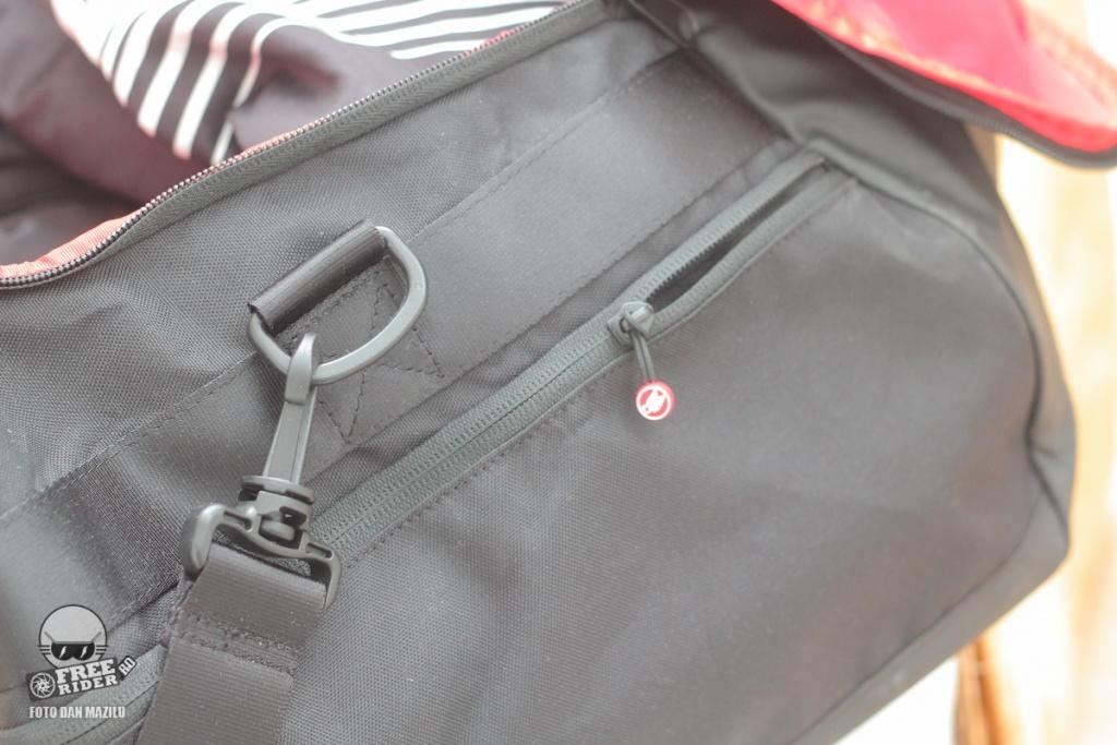 test review recenzie geanta duffel voiaj castelli duffle 05