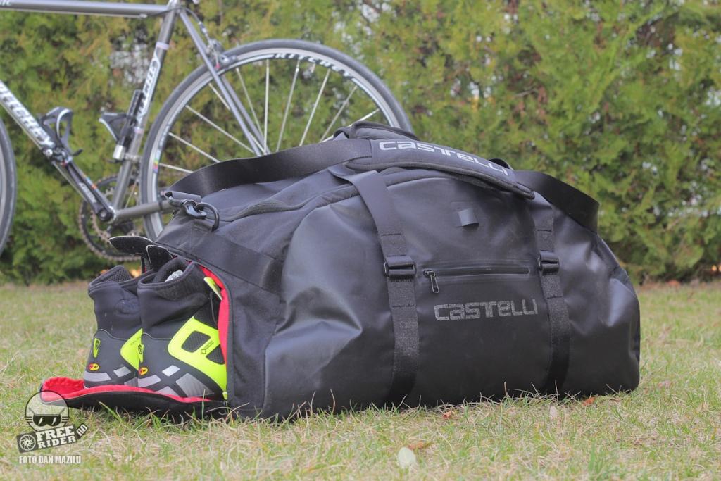 test review recenzie geanta duffel voiaj castelli duffle 09