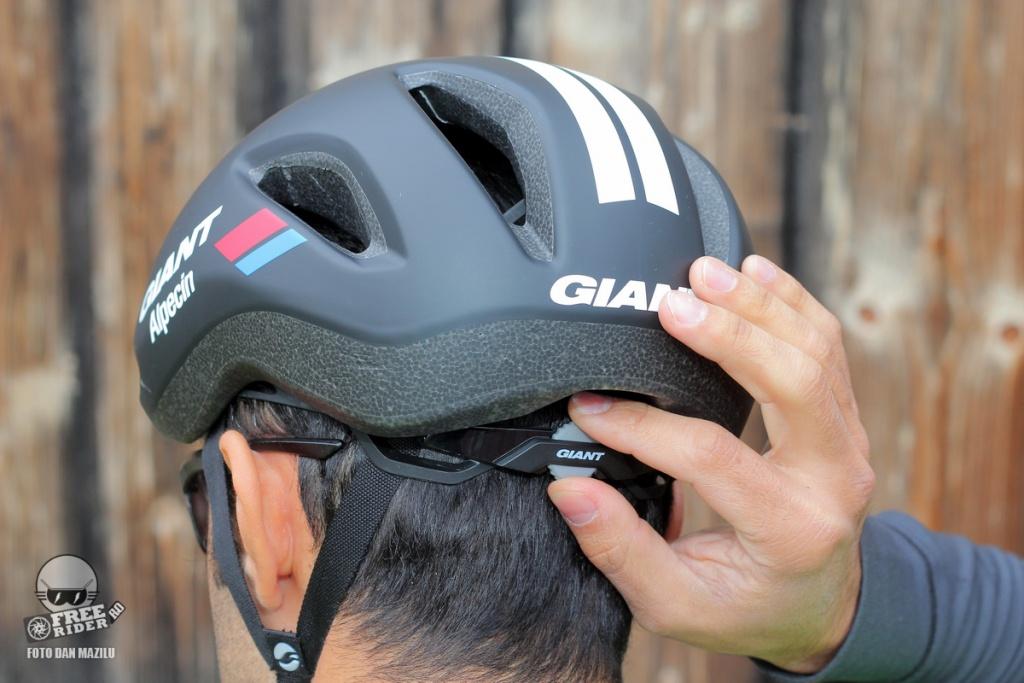 test review recenzie casca ciclism giant rivet 12