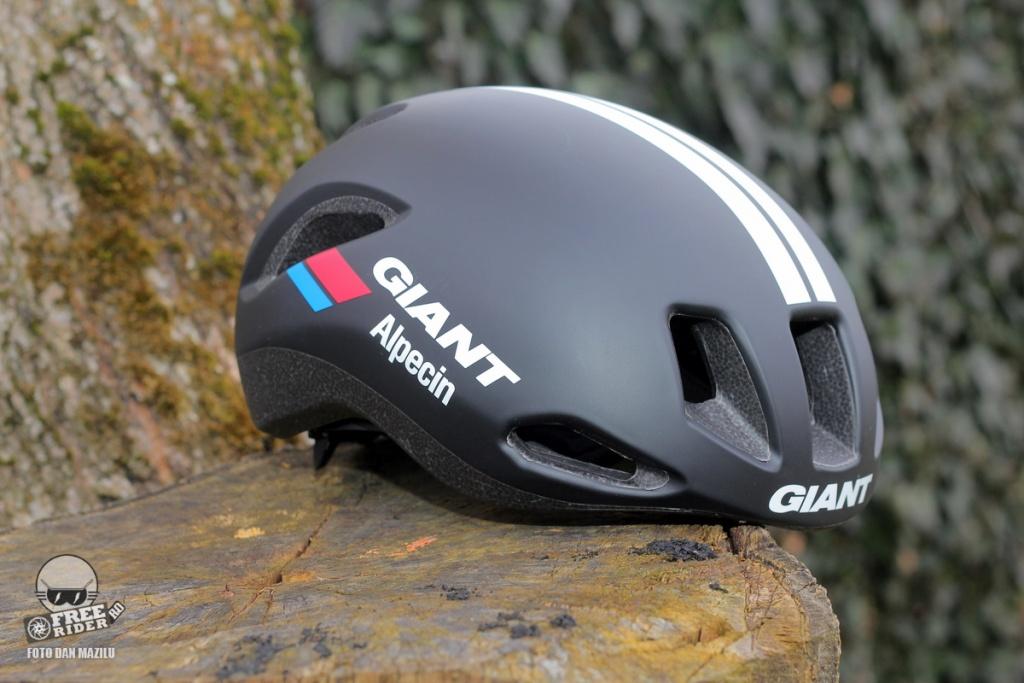 test review recenzie casca ciclism giant rivet 14