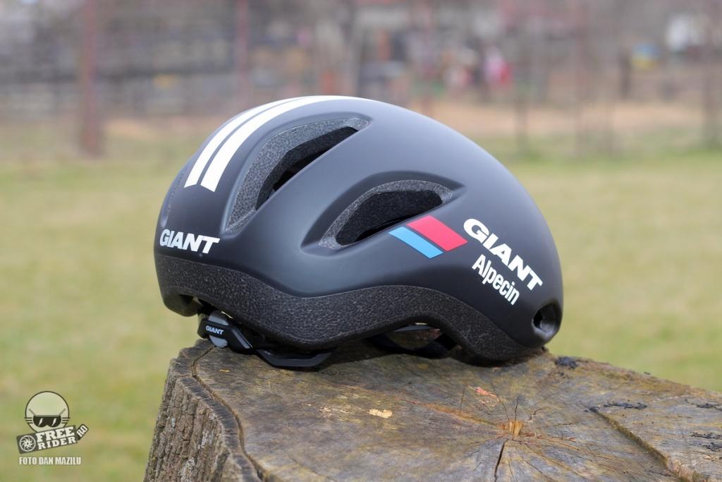test review recenzie casca ciclism giant rivet 15